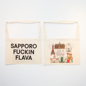 Anoraks | Life Is Journey Tote [SAPPORO]