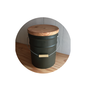 CANSTOOL Olive Drab