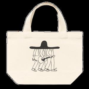 ハシケントリオのトートバッグS