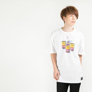 """Hyokkori"" Owl T-shirt White"
