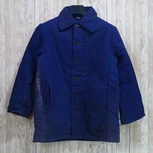 ドイツ 中綿入りワークジャケット 70's Germany [C623]