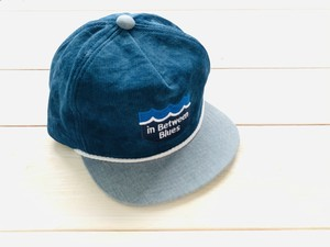 YOSHIDA CAPS × iBB original cap 【in Between Blues 】