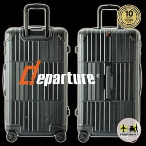 HD-510-29 departure 105ℓ/7〜10泊用〈手荷物預け無料最大サイズ〉