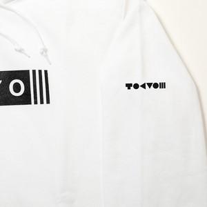TOKYO-III Parka (ホワイト) / RADIO EVA