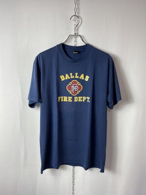 【USED】 DALLAS FIRE DEPT T-shirt