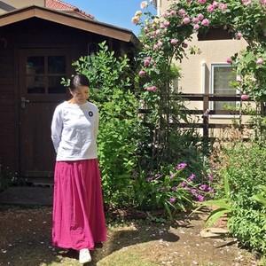 chio208(ピンク)優しく包まれてるキヨキヨふうわりスカート*ガーゼ
