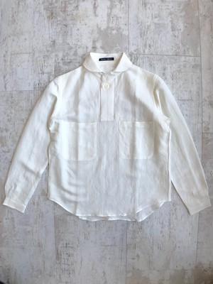 Viscose linen deck man shirt