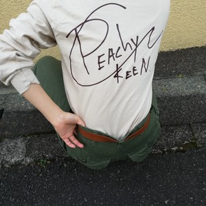 The peachykeen L/S tee