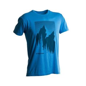 EASTON Tシャツ Mountain Blue