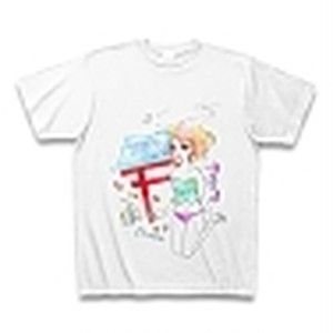 Shine Woman T-shirts 渡連 Mens