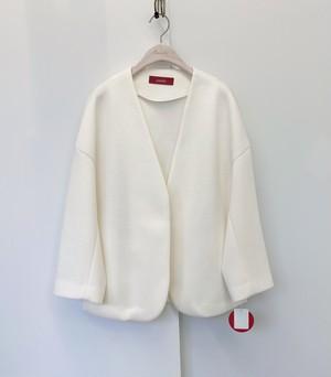 スポンジビッグシルエットジャケット【期間限定セール】