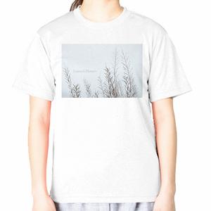 散歩道|草を分け|GLIMMER ドライ フォトTシャツ 4.4oz