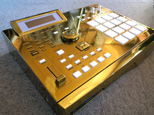 "MPC2000XL ""vath"" custom by ghostinmpc"