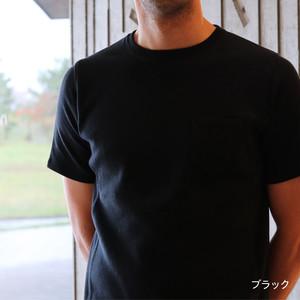 ミラノリブ半袖Tシャツ