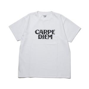BEDWIN & THE HEARTBREAKERS x CARPE DIEM shirt (白)