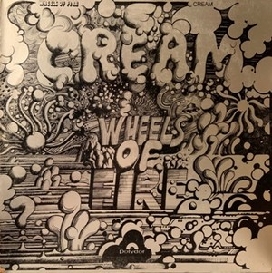 【LP】CREAM/Wheels Of Fire