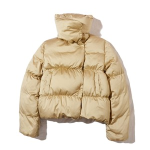 theory   champagne gold  down jacket