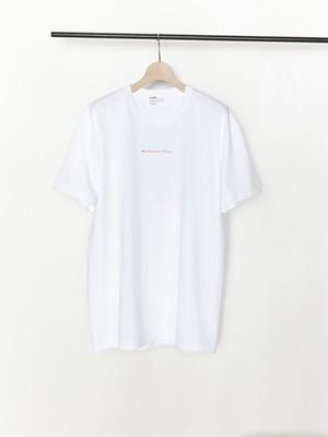 Allege Multiolication Flowers T-Shirt White ALSPT-CT03