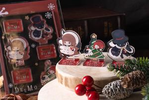 DEEMO クリスマスミニキャラスタンド