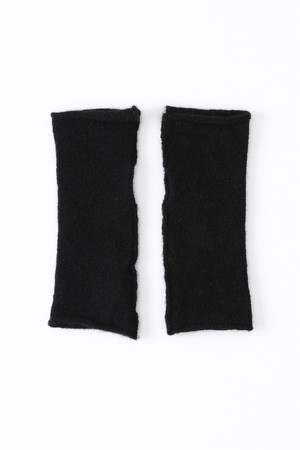 Gloves / ISABEL BENENATO / BLACK