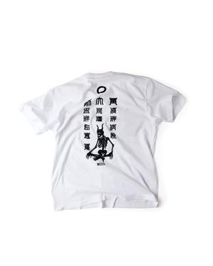 Tシャツ0号 「病除」 白