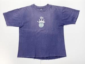 80s STUSSY オールドステューシー 黒タグ USA製 Tシャツ XL