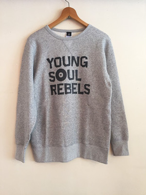 YOUNG SOUL REBELS Sweat
