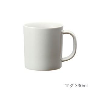 西海陶器 波佐見焼 「コモン」 マグ 330ml ホワイト 13257