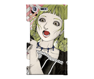 (Xperia XZ Premium SO-04J)少女IN