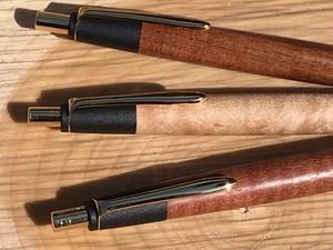 「匠」筆記具シリーズ 木軸シャープペン