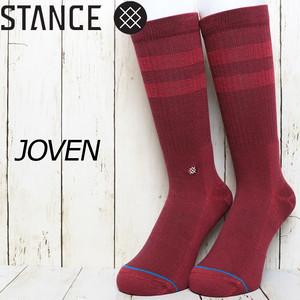 [クリックポスト対応] STANCE スタンス JOVEN SOCKS ソックス 靴下 M556C17JOV