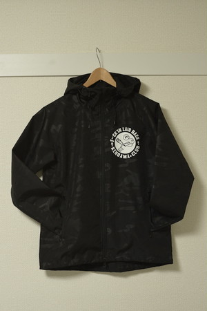 f**k'in raidback kendam club シェルパーカー(S~XL)