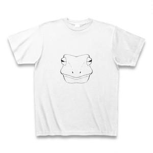 蛙頭T-shirt ホワイト
