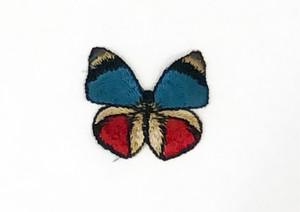 受注商品【着せ替えパーツ】カラフル蝶々 6/20頃お届け