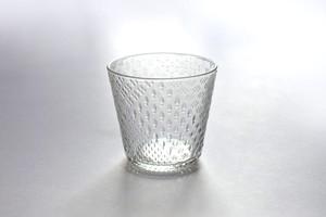 vintage NUUTAJÄRVI TUNDRA glass M / ヴィンテージ ヌータヤルヴィ ツンドラ グラス M