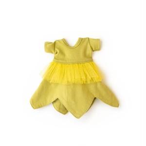 DANDELION DRESS  ぬいぐるみと人形の服