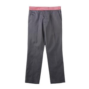 HAIDER ACKERMANN Grey Trousers