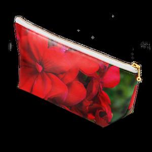 Geranium Red ポーチ