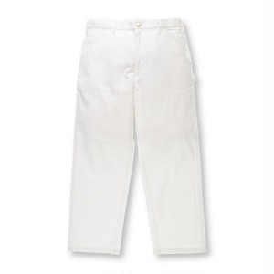 BASIC PAINTER PANTS(WHITE)[TH9S-021]