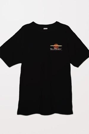 ミス・ビードル ランディングTシャツ(ブラック)