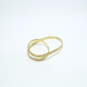 2フィンガーリング(Gold色)
