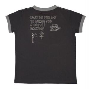 RIO ステッチ刺繍Tシャツ
