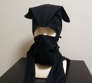 宗十郎頭巾  Soujuro-zukin(hood)