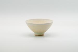 黄灰秞飯茶碗 小