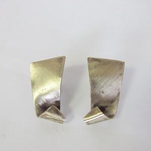 真鍮のイヤリング