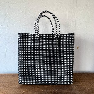 MERCADO BAG|Minicheck(Black)