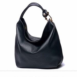 Shoulder Handbag Casual Solid Handbag Zipper Soft Bag カジュアル ソリッドカラー ハンドバッグ (AG99-0139144)