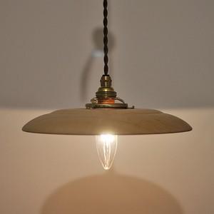 木のランプシェード ハードメープル (M-03)