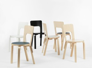artek 66chair barch