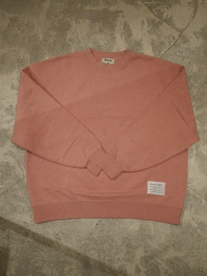 Acne Studios / CREW NECK SWEAT SHIRTS